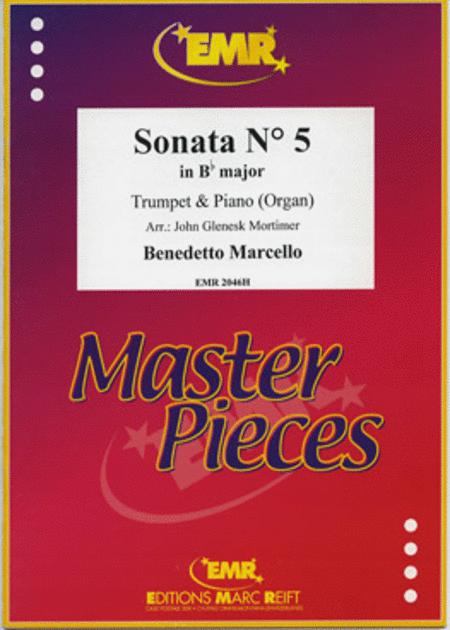 Sonata No. 5 in Bb major