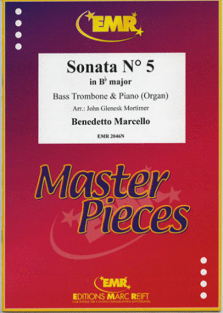 Sonata No. 5 in Bb major