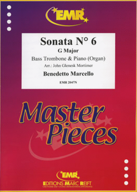 Sonata No. 6 in G major