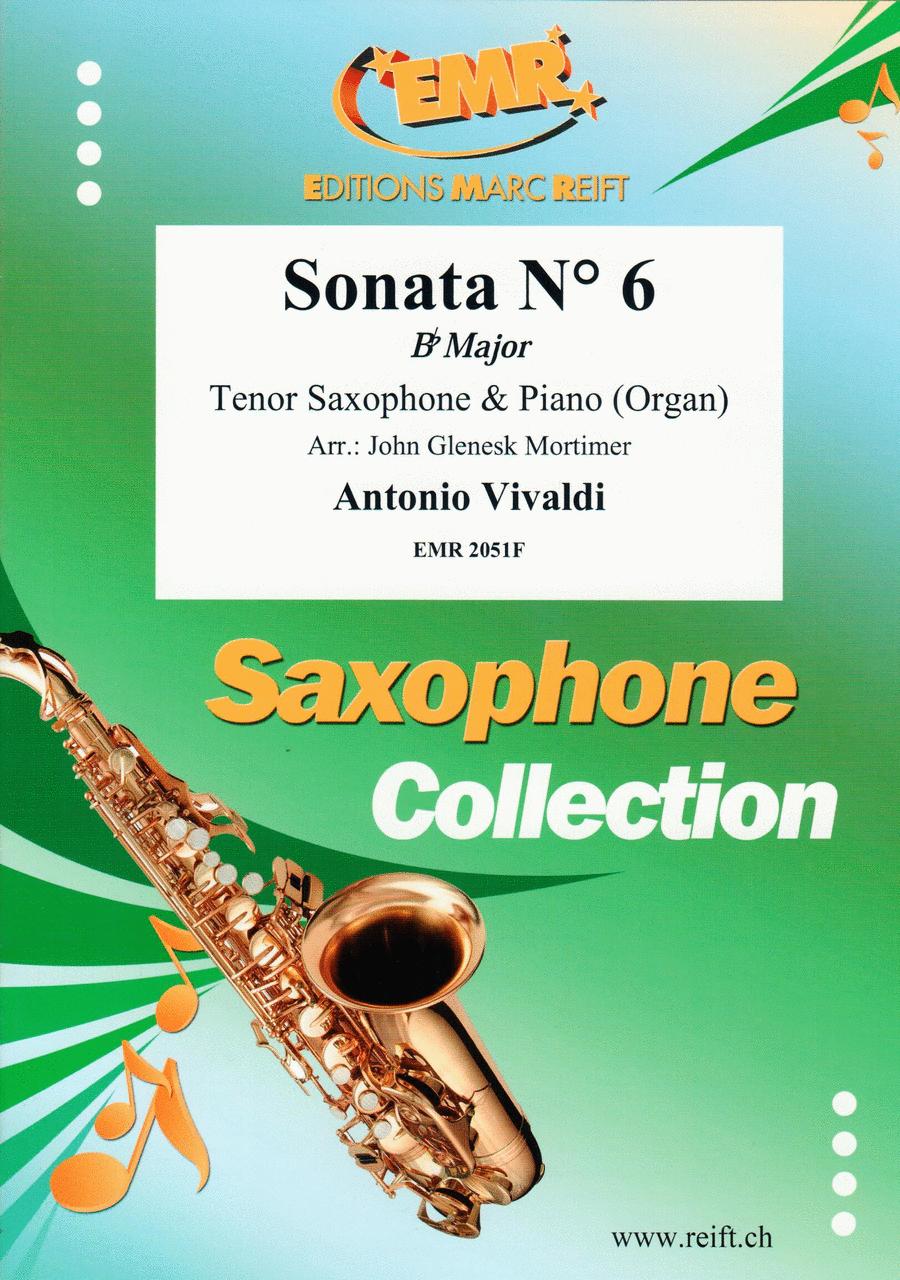 Sonata No. 6 in Bb major