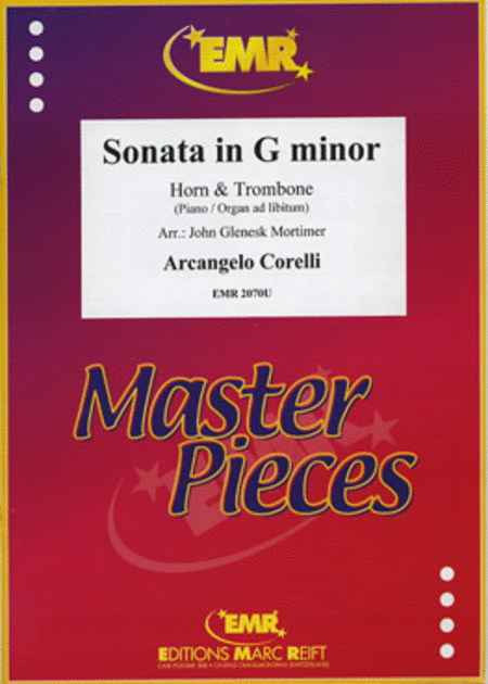 Sonata in g-minor