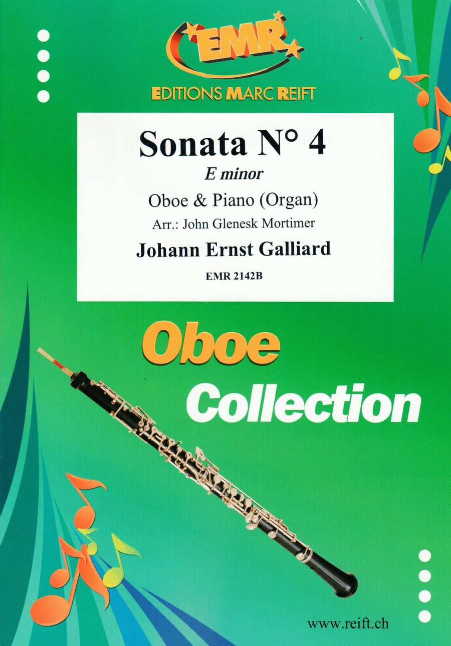 Sonata No. 4 in E minor