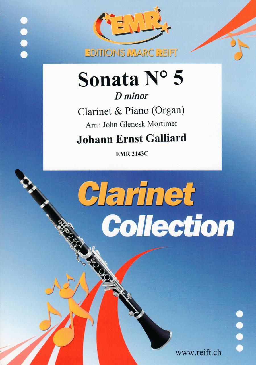 Sonata No. 5 in D minor