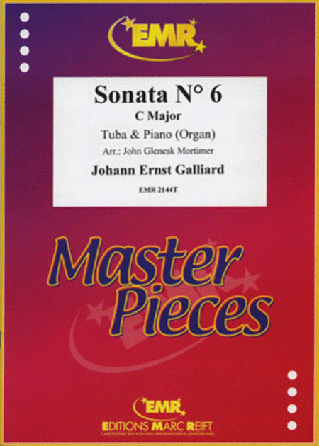 Sonata No. 6 in C major