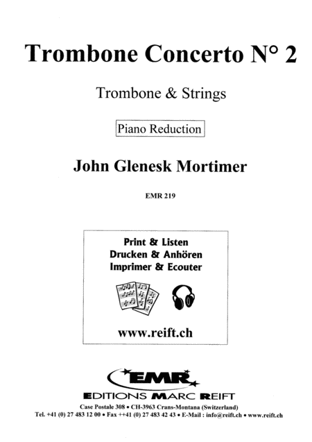 Trombone Concerto No. 2