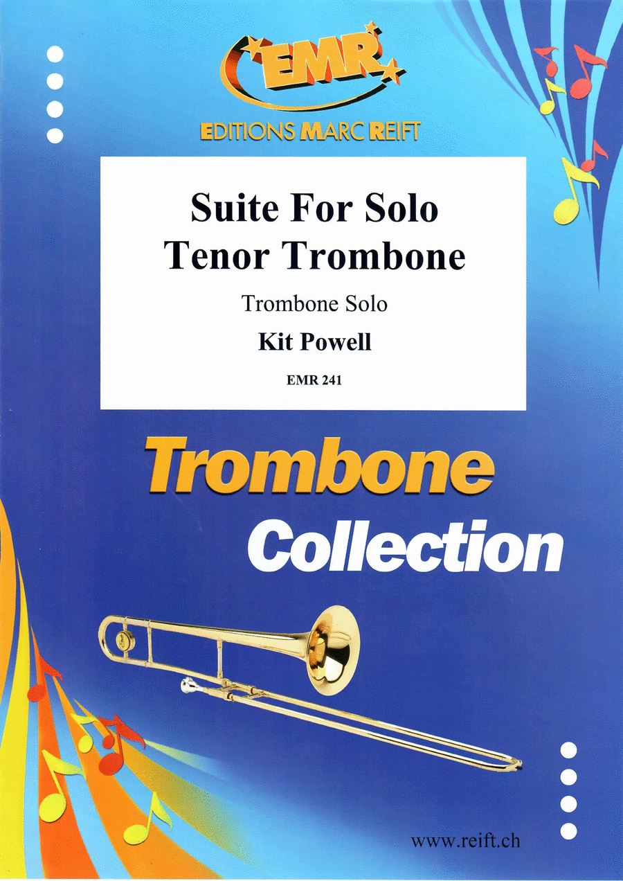 Suite for Solo Trombone