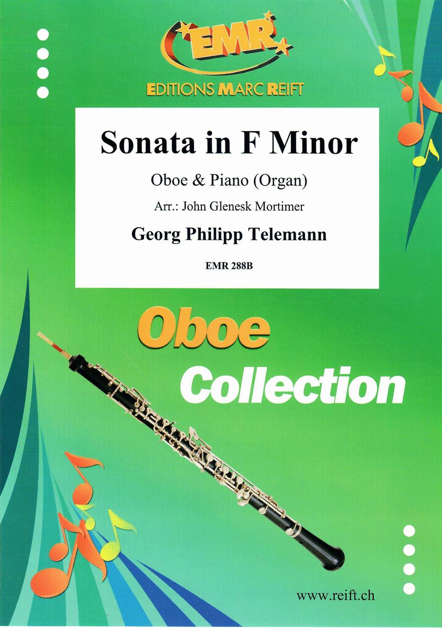 Sonata in F minor