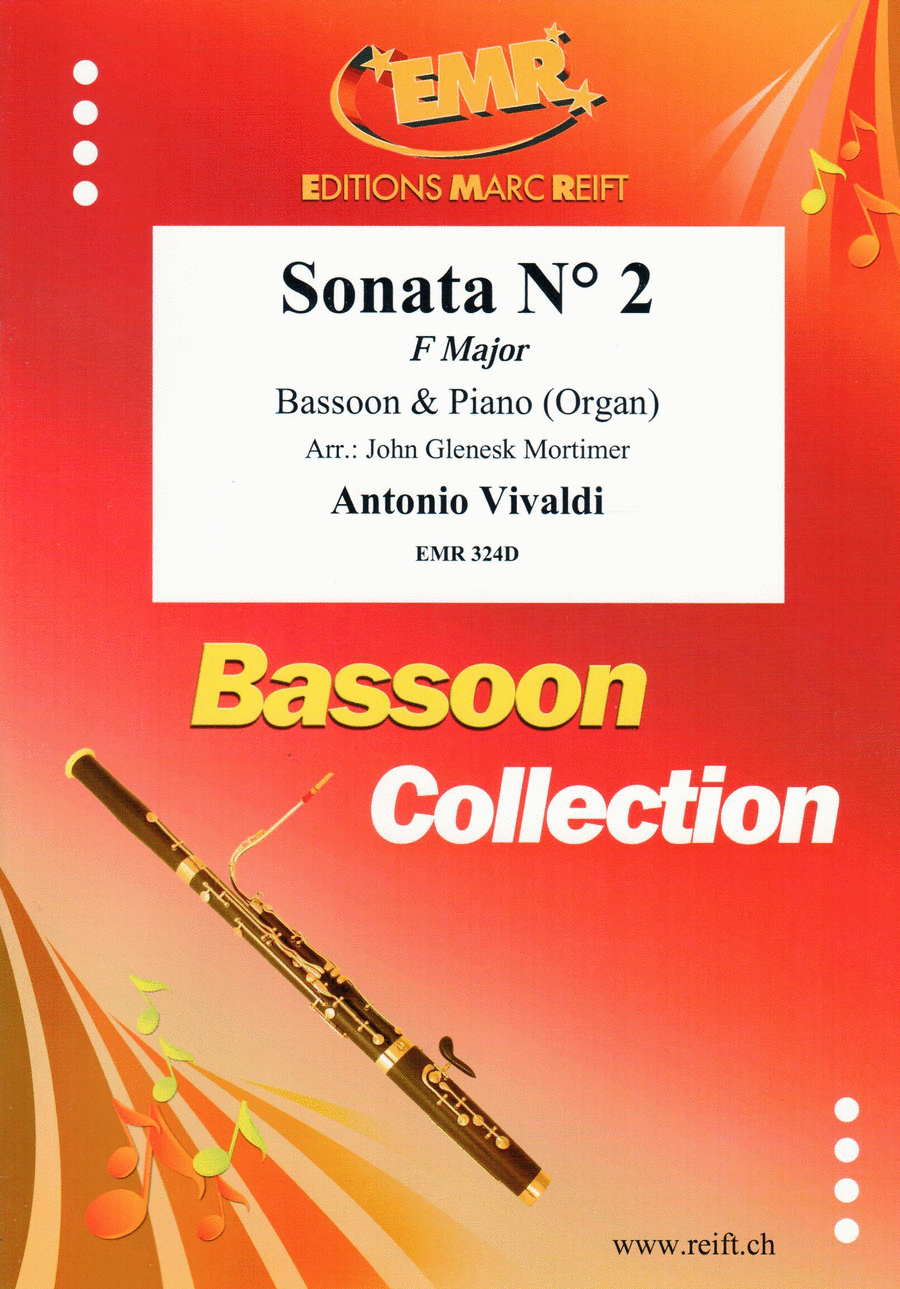 Sonata No. 2 in F major