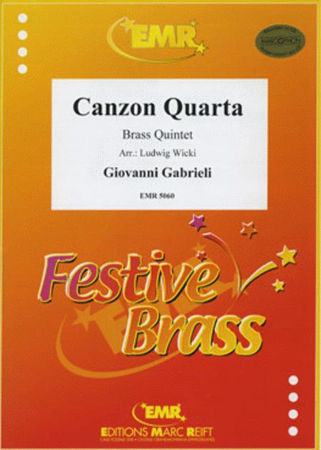 Canzon Quarta