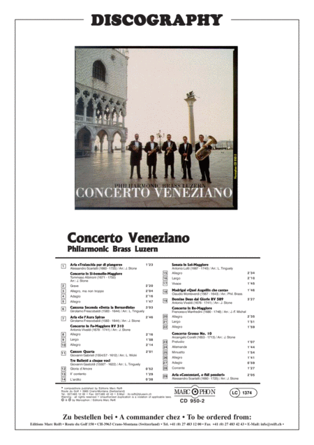 Concerto Grosso No. 10