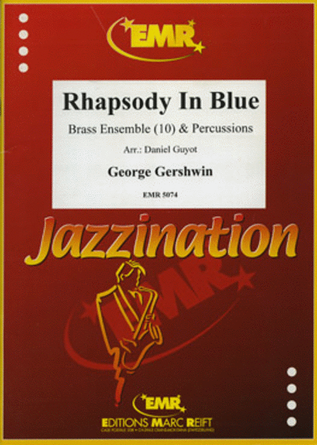 Rhapsody in Blue (+ Percussion)