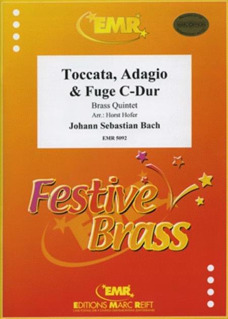 Toccata, Adagio & Fuge C-Dur