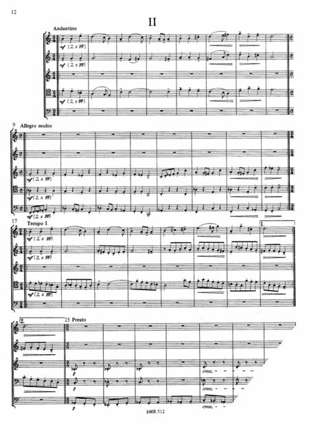 Brass Quintett