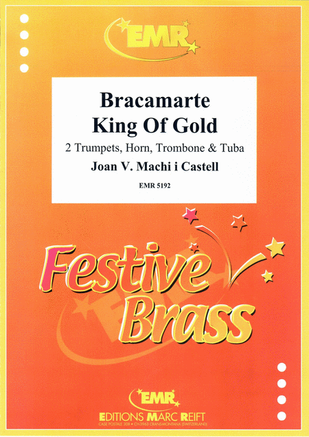 Bracamarte King of Golds
