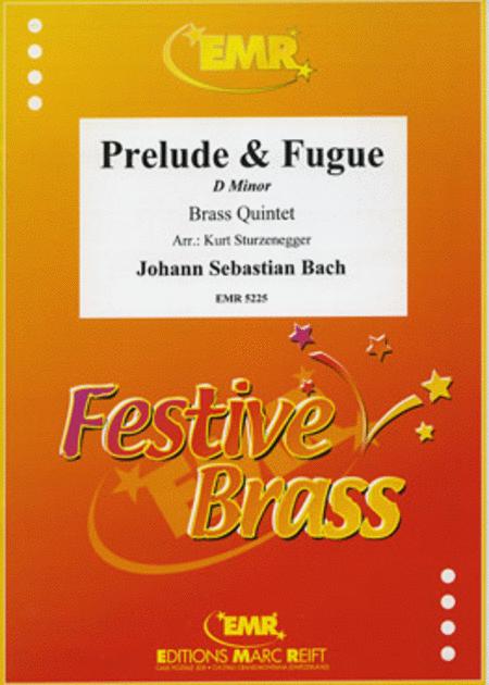 Prelude & Fugue d-minor