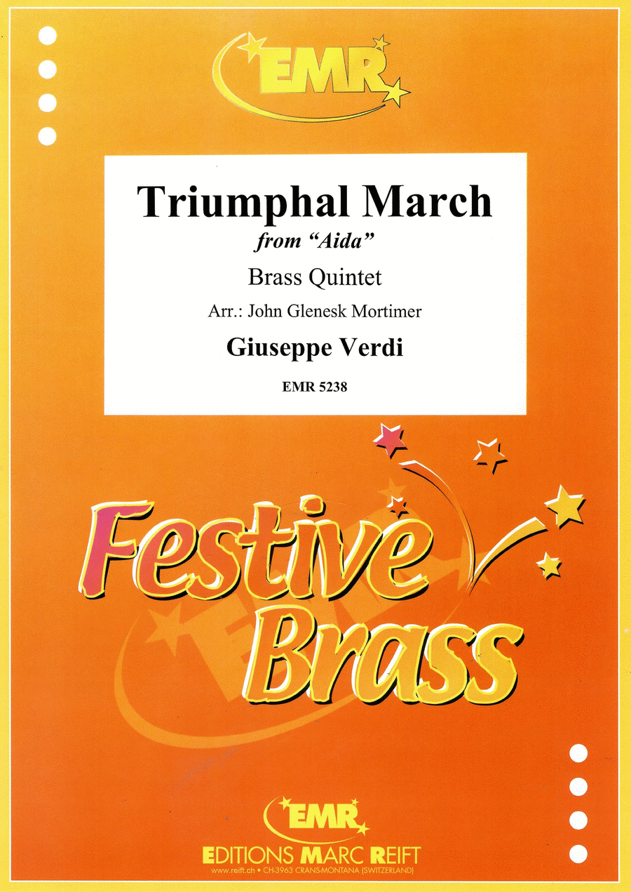 Triumphal March from