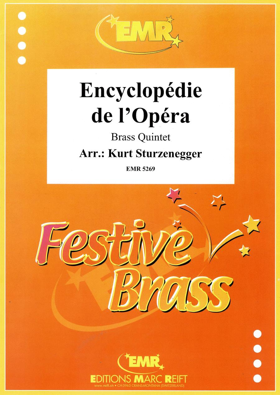 Encyclopedie de l'Opera