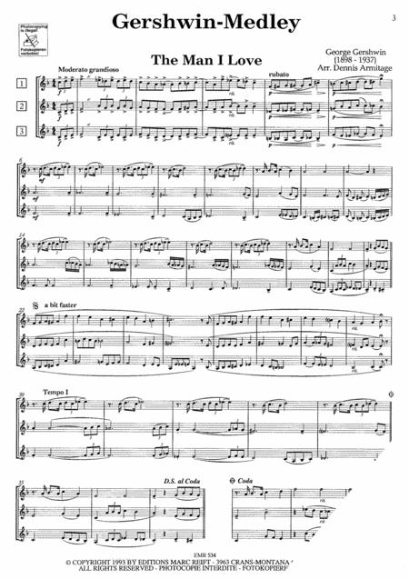 Gershwin-Medley