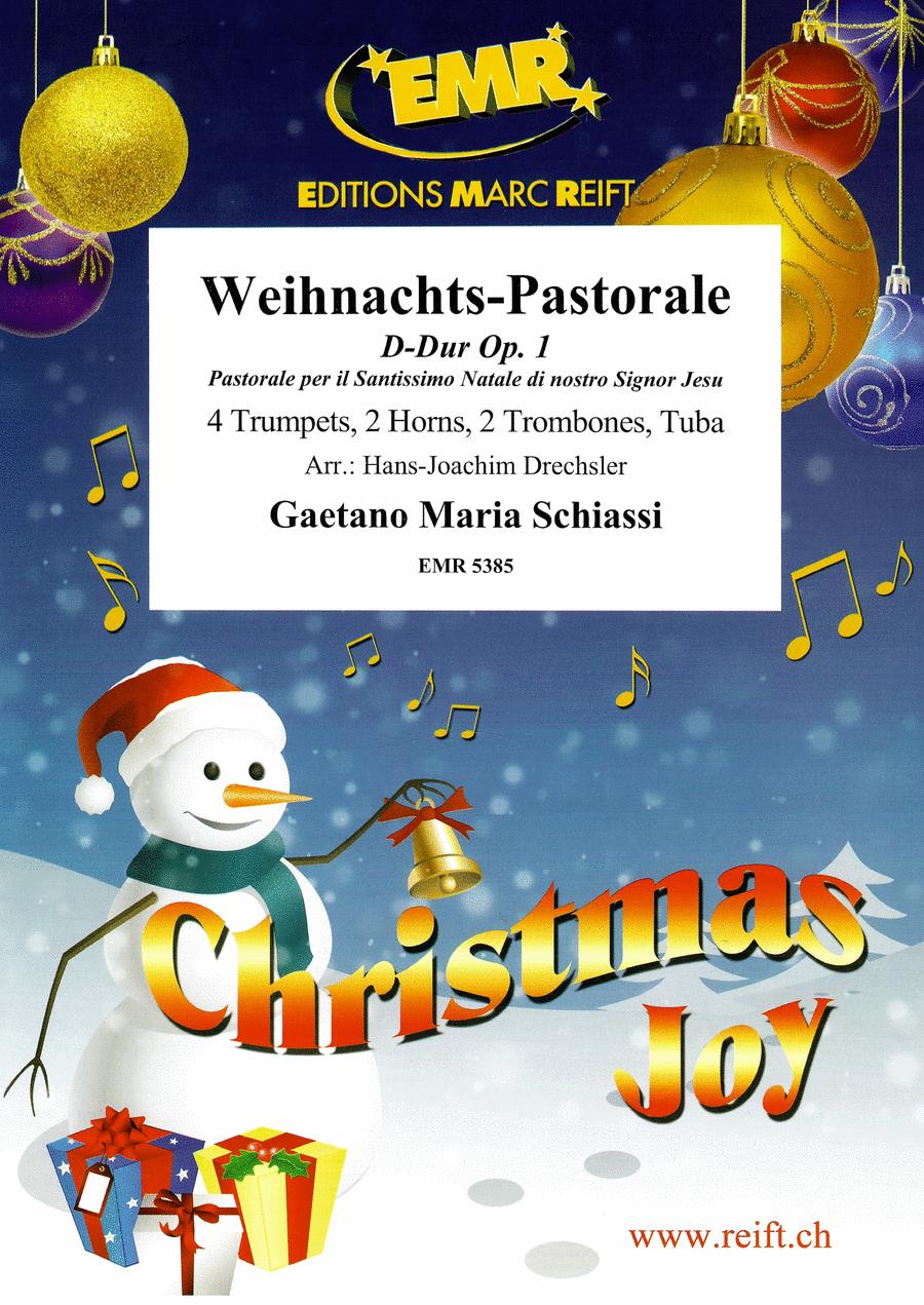 Weihnachts-Pastorale D-Dur, Opus 1