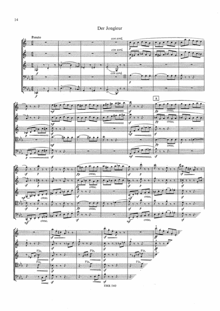Kinderzirkus Op. 79B