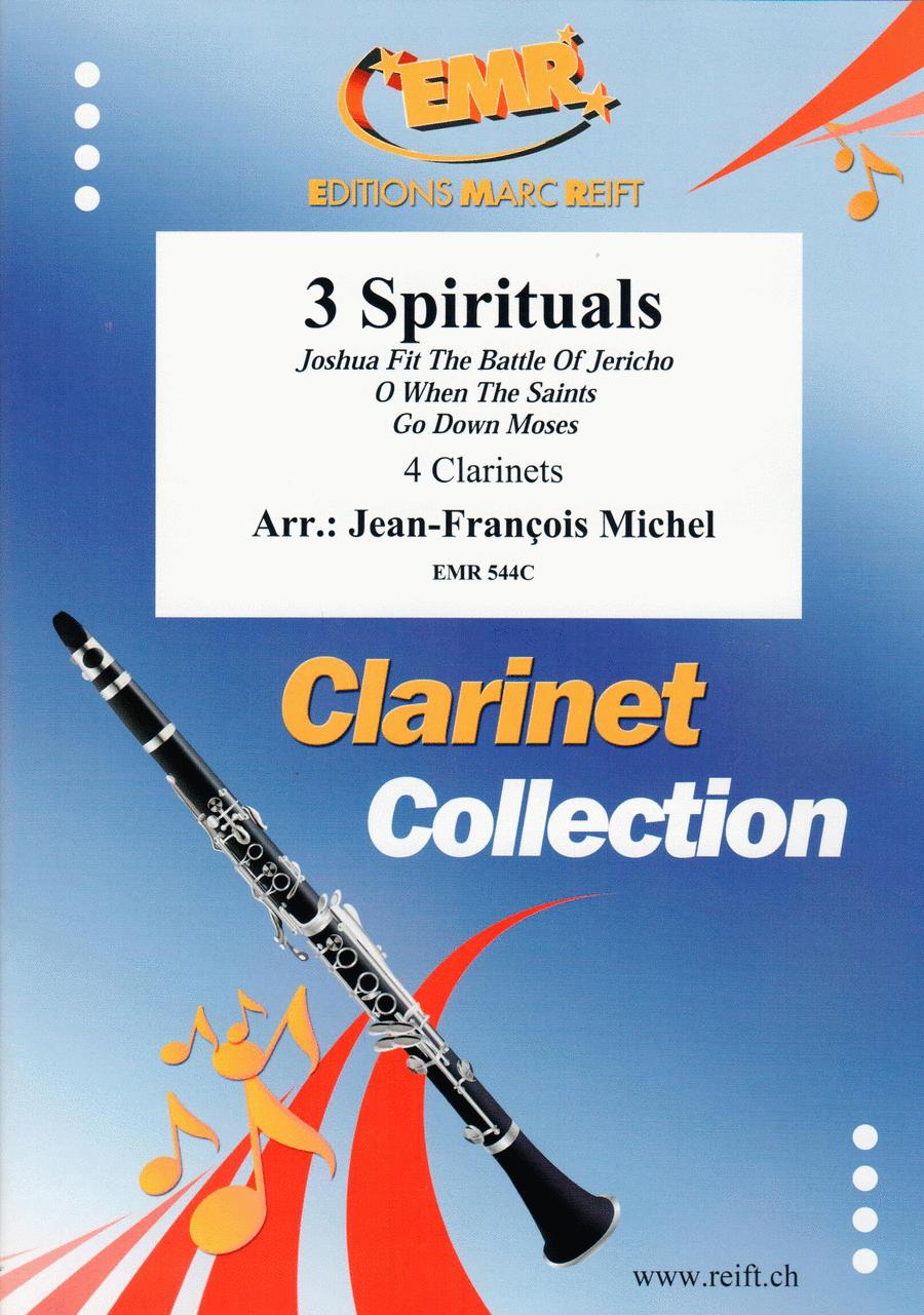 3 Spirituals