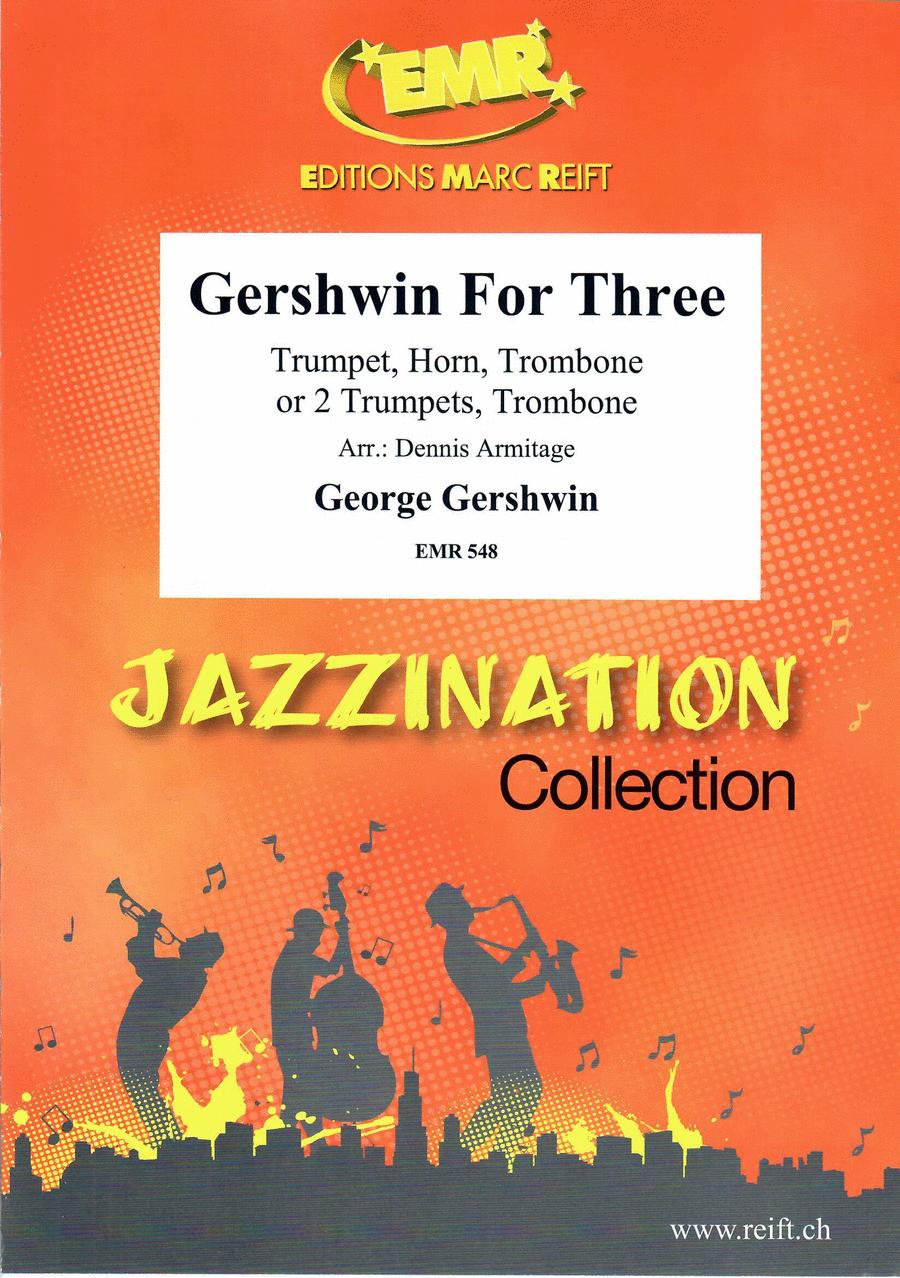 Gershwin for Three