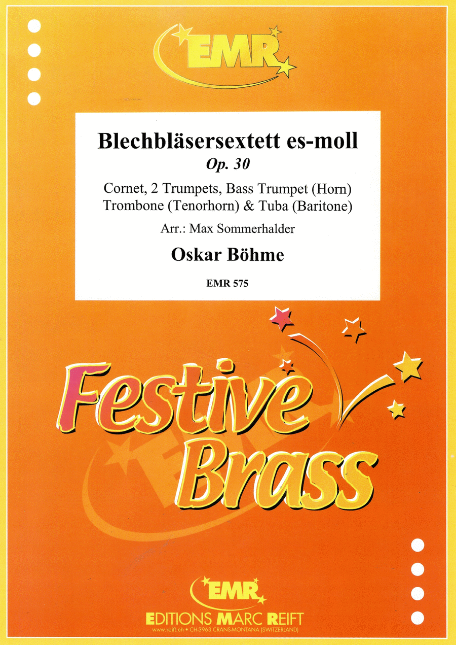 Trompeten-Sextett Op. 30