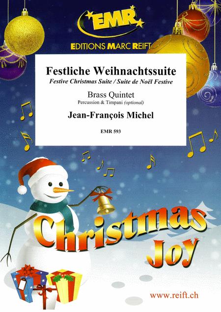 Festliche Weihnachtssuite