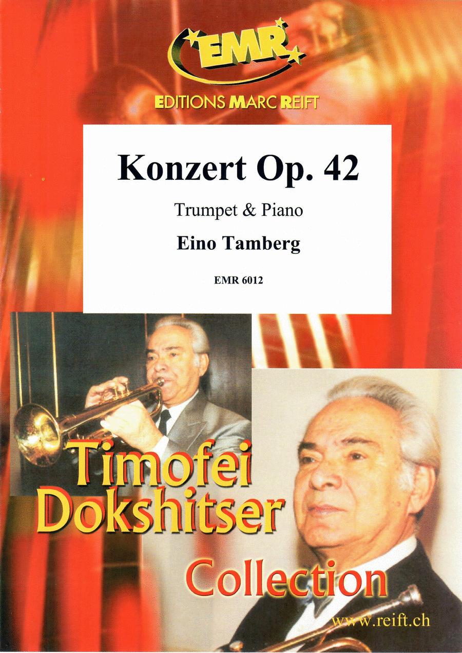 Konzert Op. 42