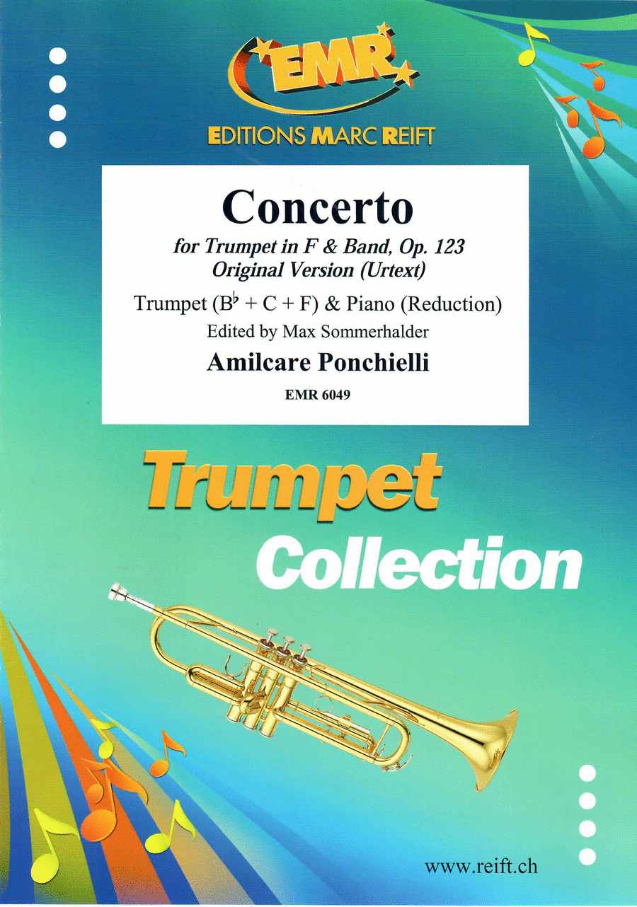 Concerto for Trumpet in F Op. 123
