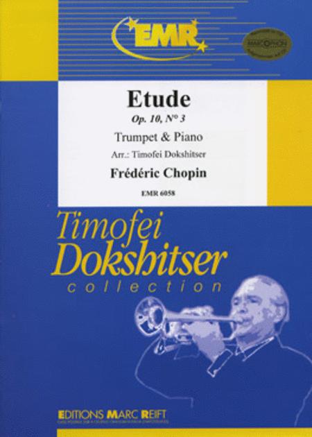 Etude Op. 10 No. 3