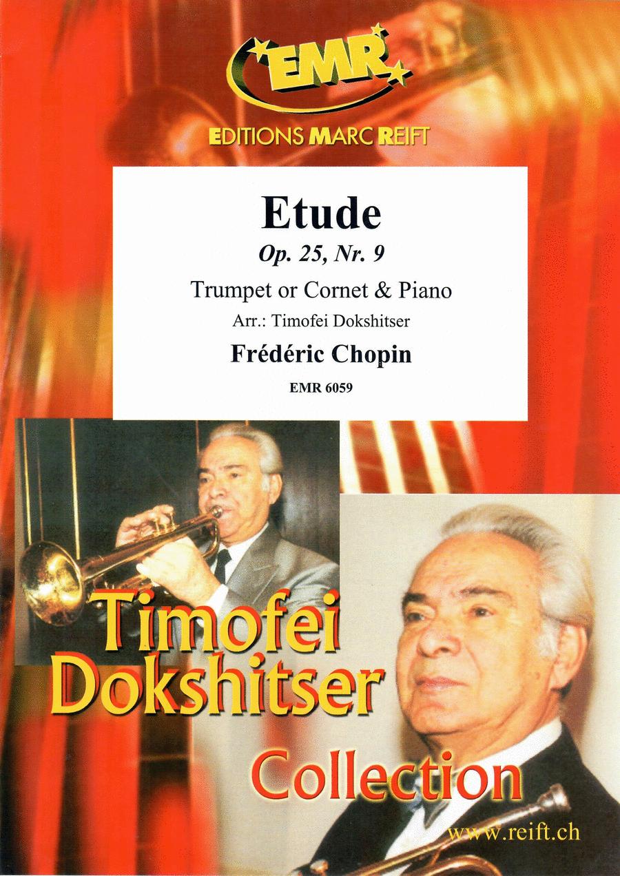 Etude Op. 25 No. 9