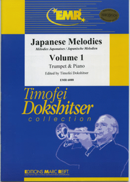 Japanese Melodies Vol. 1