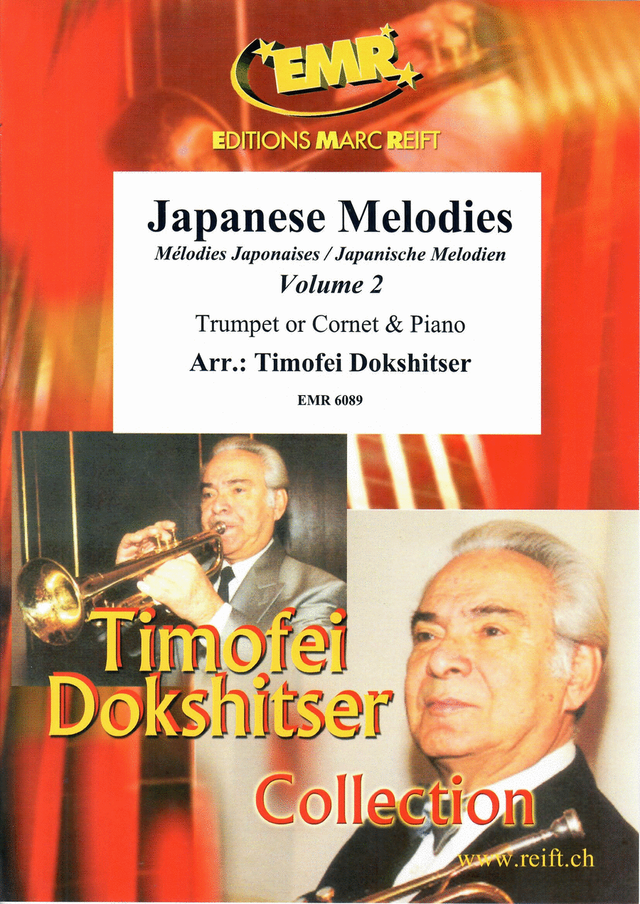 Japanese Melodies Vol. 2