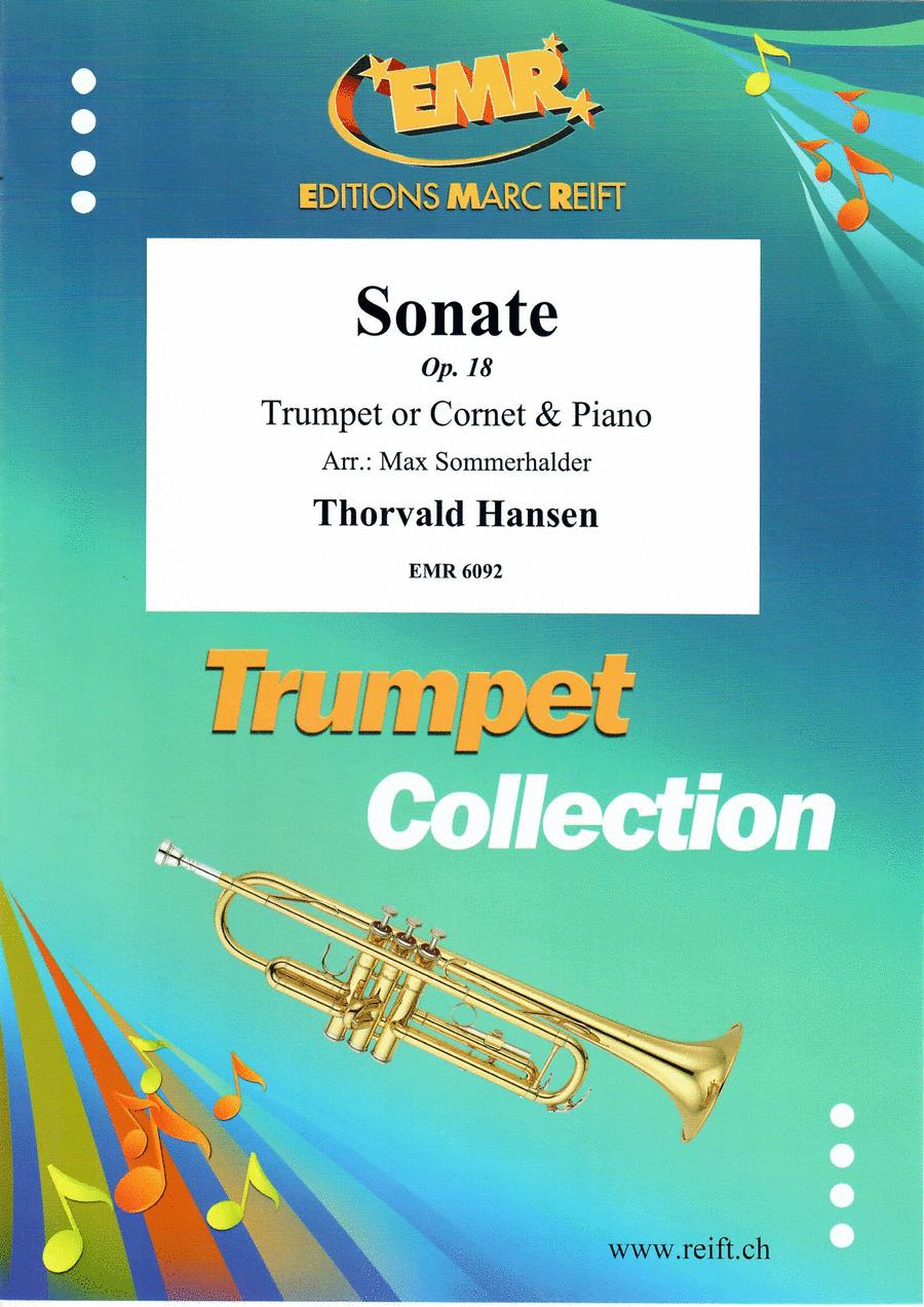 Sonate Op. 18