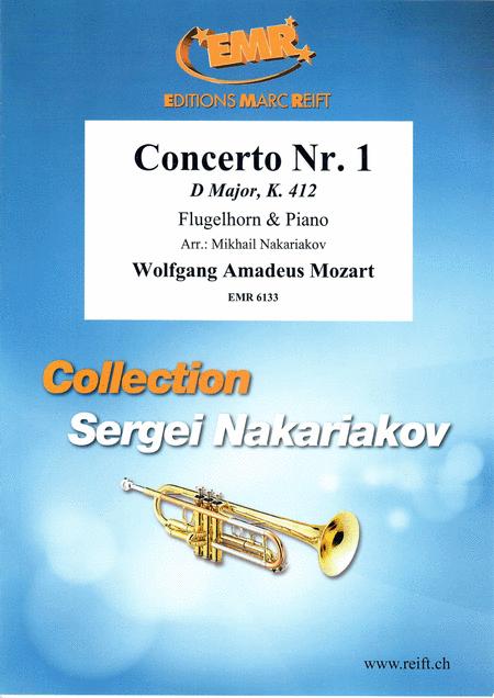 Concerto Nr. 1 in D Major (K. 412)