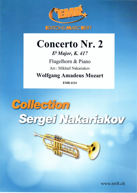 Concerto Nr. 2 in Eb Major (K. 417)
