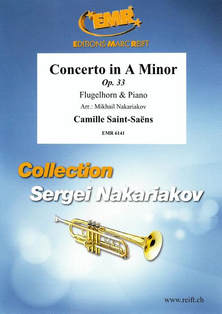 Concerto in A Minor (Opus 33)