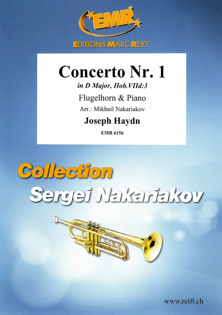 Concerto Nr 1 in D Major