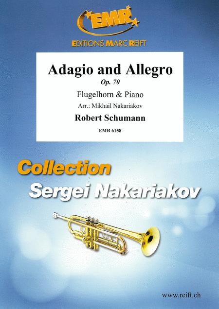 Adagio and Allegro (Opus 70)