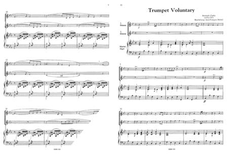 Trumpet/Trombone Duet Collection