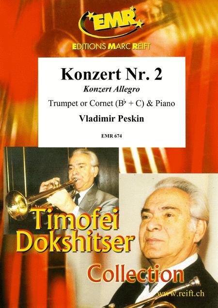 Konzert No. 2 (Konzert Allegro)