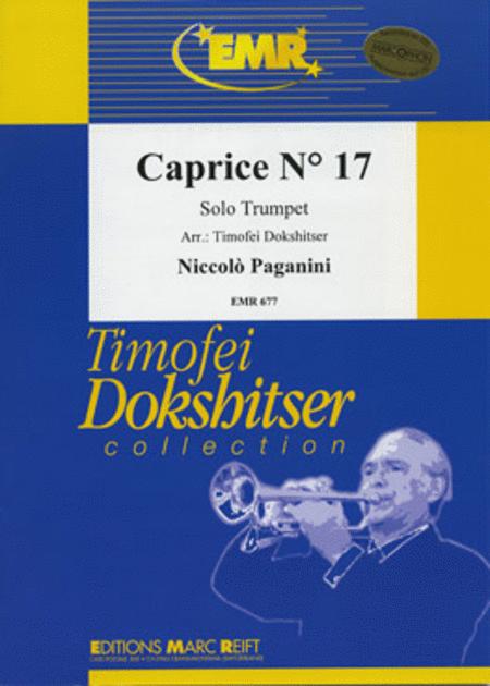 Caprice No. 17 (Dokshitser)