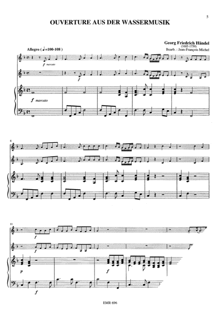 Horn in F/Trombone Duet Collection