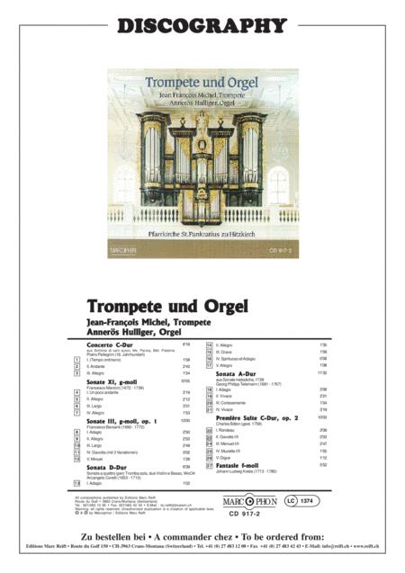 Sonata III, G-Moll Op. 1