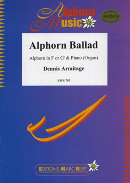 Alphorn Ballad (Alphorn in F/Gb)