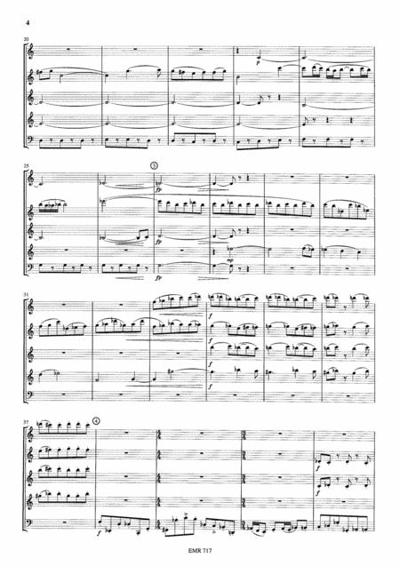 Quintet for Woodwinds