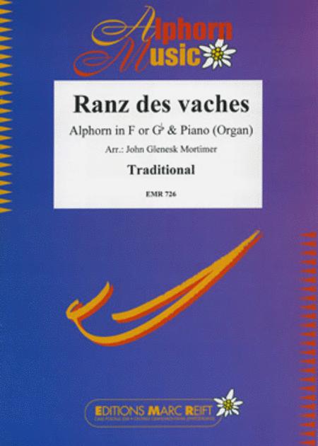 Ranz des Vaches (Alphorn in F+Gb)