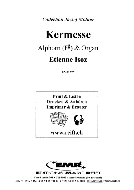 Kermesse (Alphorn in Gb)