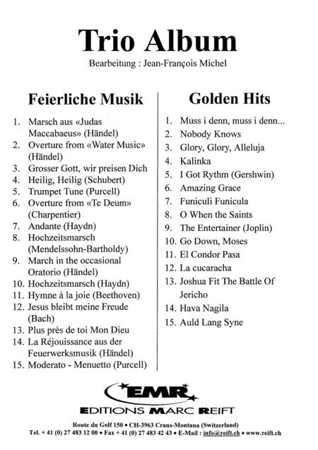 Feierliche Musik